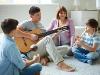 Музыка положительно влияет на отношения между детьми и родителями