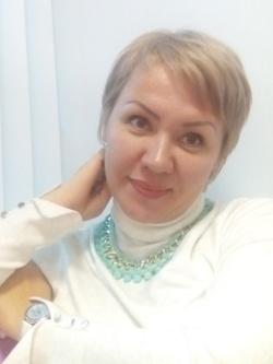 Скворцова Елена Викторовна