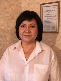 Арефьева Зульфия Хуснитдиновна