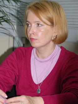 Ананьева Евгения Петровна