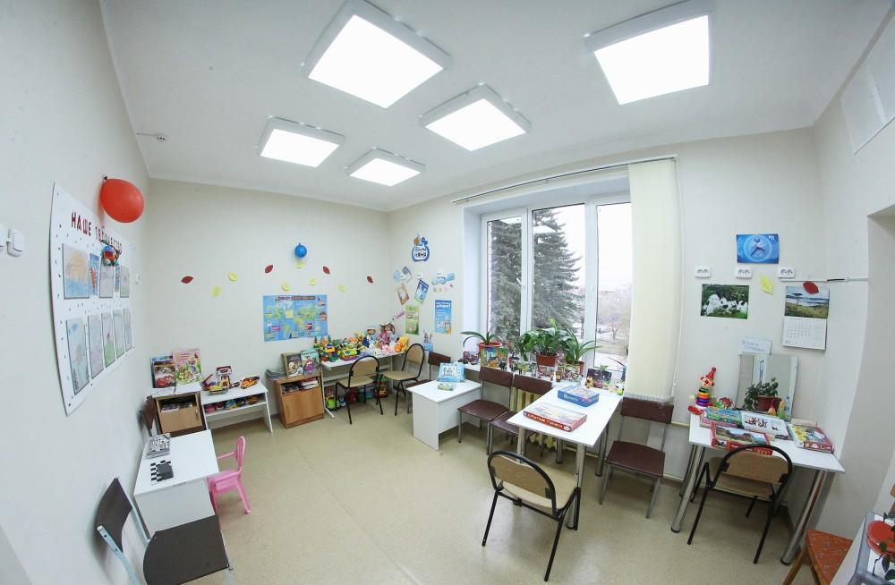 Детское больница красный креста в кургане