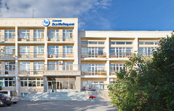 Волгоградская областная больница 3