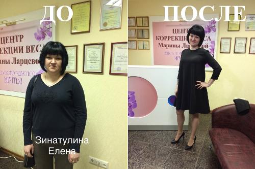 Центр похудения ларцевой челябинск