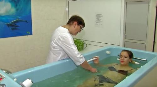 Физиотерапевтическое отделение Дорожной клинической больницы - настоящий санаторий в центре города!